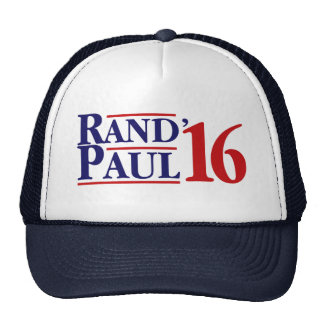 Rand Paul 2016 Cap