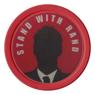 Rand Paul Poker Chips