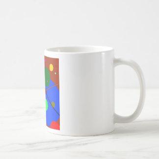 Random Activity Basic White Mug