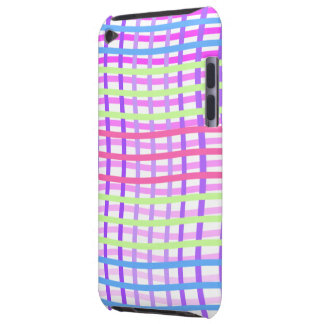 Random lines iPod touch covers