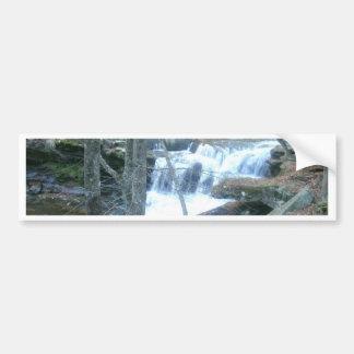 Random Waterfall Bumper Sticker