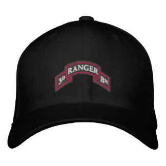 Ranger Cap Embroidered Hat