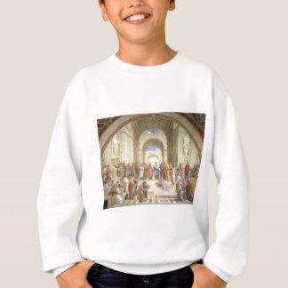 Raphael's The School of Athens Sweatshirt