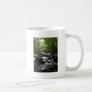 Rapids Basic White Mug