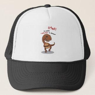 Raptor's need love too rawr Rawr, RAWR Trucker Hat