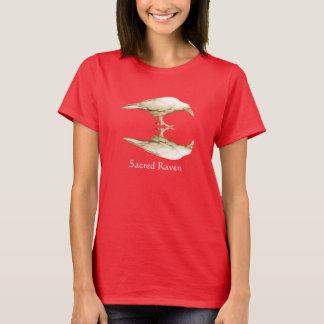 Rare White Raven Photo Women's T-Shirt