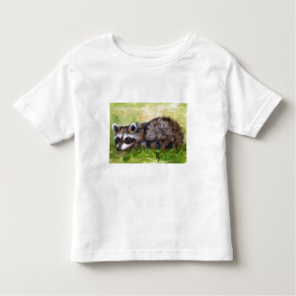 Rascal aceo Raccoon Toddler Tshirt