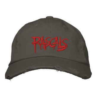 Rascals Logo Embroidered Hats