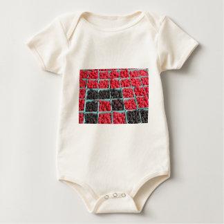 Raspberry and Blackberry Pints Baby Bodysuit