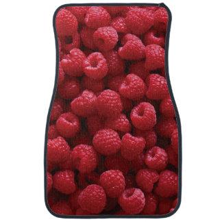 Raspberry Car mat