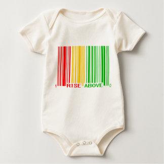RASTA BABY BODYSUIT