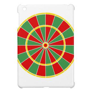Rasta Dartboard Pattern iPad Mini Cases