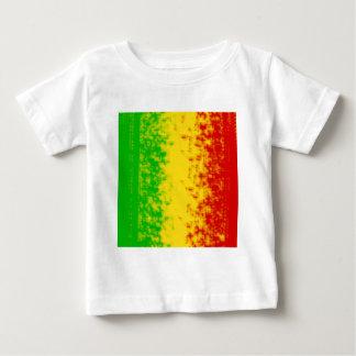 Rasta Design Baby T-Shirt