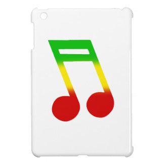 Rasta Music Note iPad Mini Cover