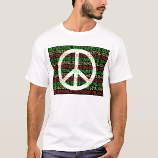 RASTA PEACE! T-Shirt