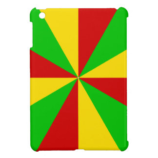 Rasta Rays Case For The iPad Mini