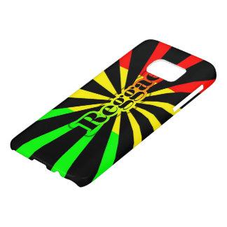 rasta reggae graffiti flag art