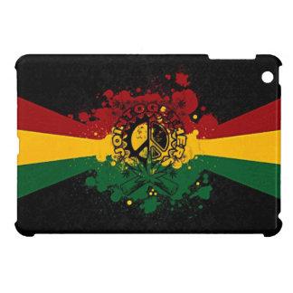rasta reggae graffiti music art iPad mini cover
