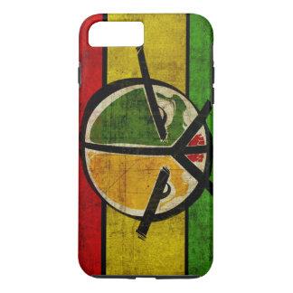 rasta reggae peace iPhone 8 plus/7 plus case