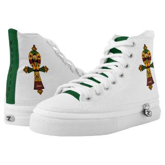 Rastafari High Tops