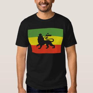 Rastafarian Flag Tshirt