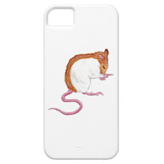 rat laughing iPhone 5 case