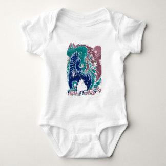 Rat/Mouse Soft Colors Altered Photograph Baby Bodysuit