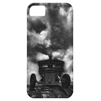 Rat Rod Burn Out iPhone 5 Cases