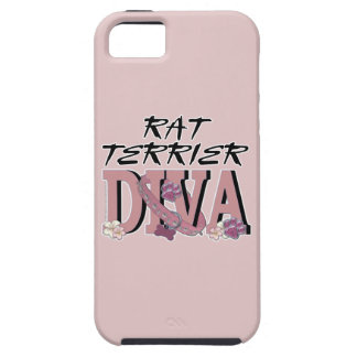 Rat Terrier DIVA Case For The iPhone 5