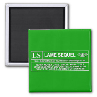 Rated LS Square Magnet