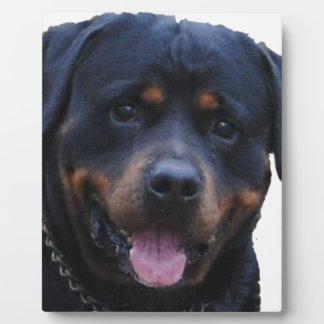 Rath Rottweiler Plaque