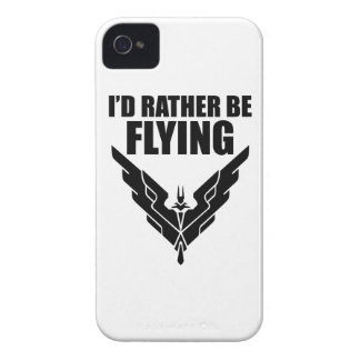 Rather Be Flying iPhone 4 Cases