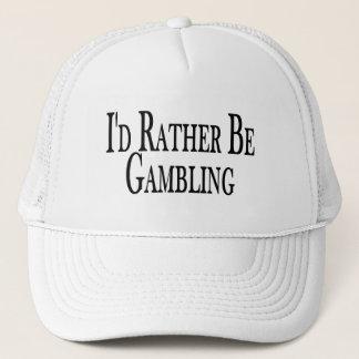 Rather Be Gambling Trucker Hat