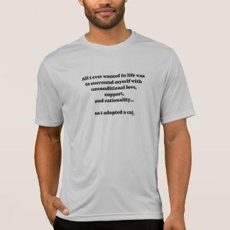 Rational Cat T-Shirt
