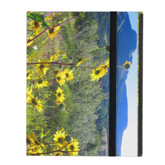 Raton Pass New Mexico printed on tablet cover Covers For iPad