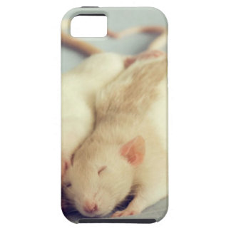 Rats heart tail iPhone 5 covers