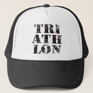Rattleship Triathlon Gear Trucker Hat