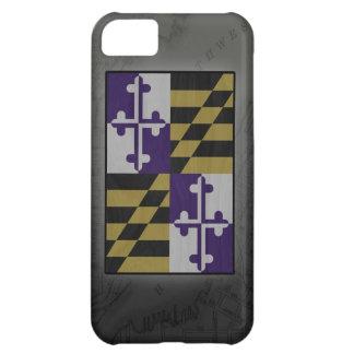 raven maryland flag inner harbor iphone case