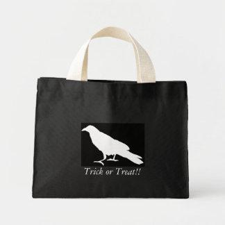 Raven Tote Bag 2-2010, Trick or Treat!!