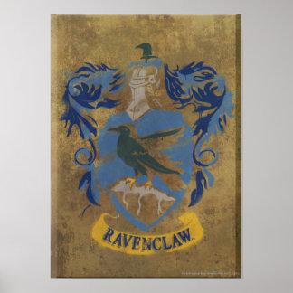 Ravenclaw Crest HPE6 Poster