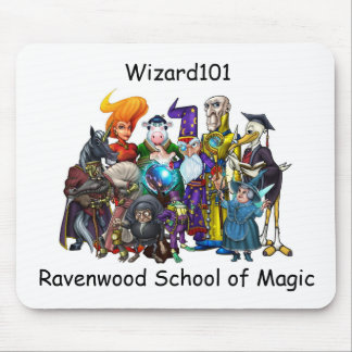 Ravenwood Faculty Mousepad