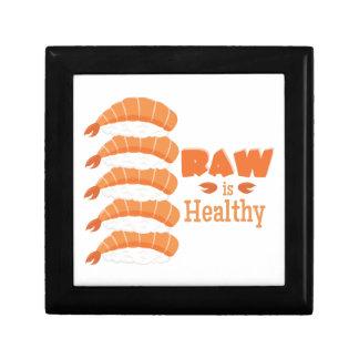 Raw Healthy Gift Box