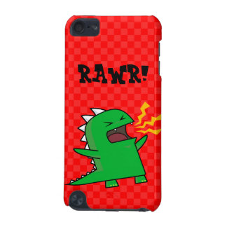 RAWR Dino - customizable! (small) iPod Touch (5th Generation) Cases
