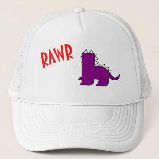Rawr Dino, the fourth Trucker Hat