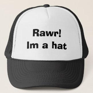 Rawr Im a hat
