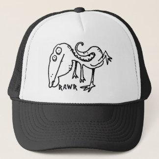 """Rawr"" Trucker Hat"
