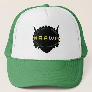 #RAWR TRUCKER HAT
