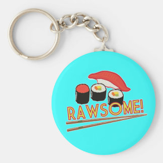Rawsome! Keychains