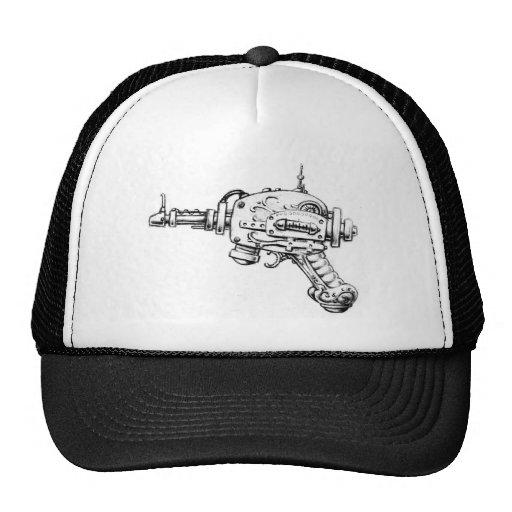 raygun trucker hat