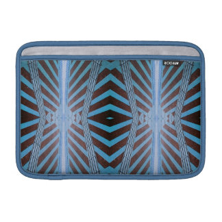 Rays: Blue Sleeve For MacBook Air